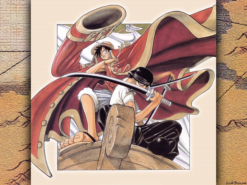 One Piece Media And Information Desktop Backgrounds